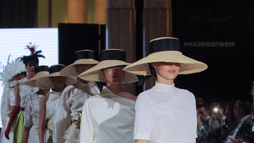 Desfile de la moda nupcial de La Palma.