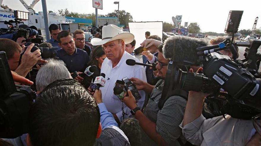 La Policía descarta el móvil racial, religioso o terrorista en la matanza de Texas