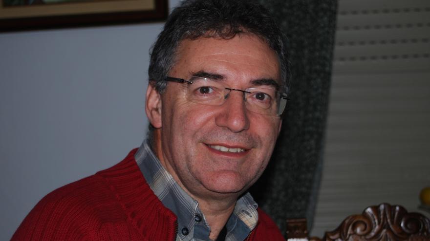 El activista de Ecologistas en Acción Floren Enríquez.