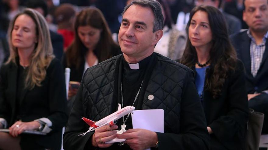 El papa puede ayudar a Colombia a construir un futuro equilibrado, según el nuncio