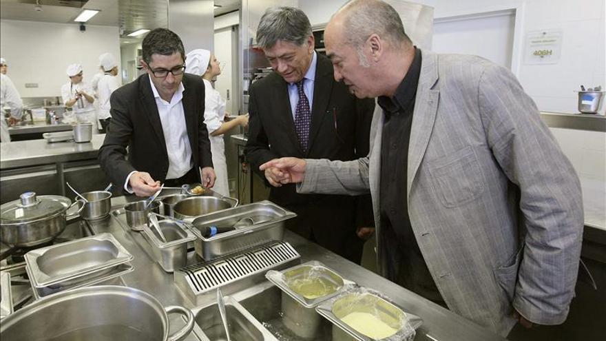 Crean una cátedra en la universidad española para promover la gastronomía ecuatoriana