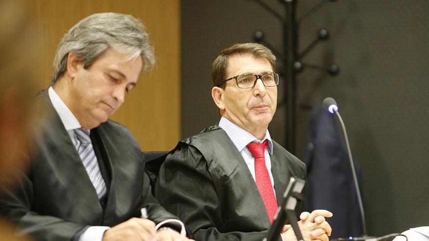 Álvaro Campanario y Miguel Losada. (ALEJANDRO RAMOS)