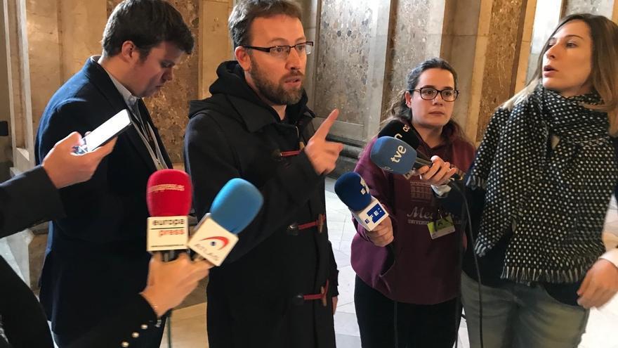 La CUP urge a JxCat y ERC a concretar un acuerdo para trasladarlo a sus bases