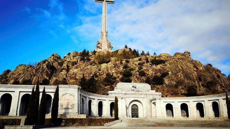 La justicia rechaza apartar al juez que suspendió las obras para exhumar a Franco del Valle de los Caídos