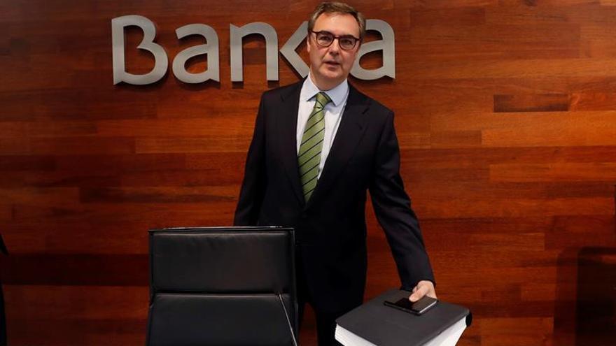 Bankia mantiene sus beneficios hasta junio en 515 millones de euros