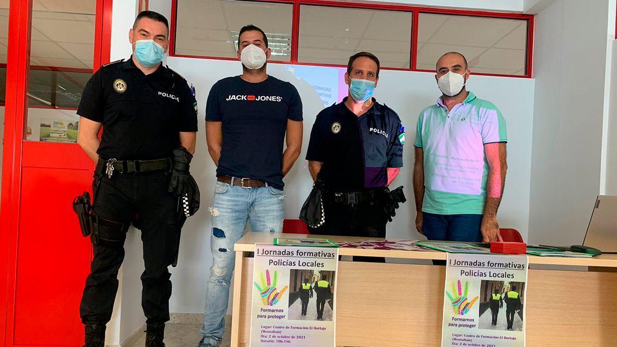 Jornadas formativas para Policía Local sobre violencia de género