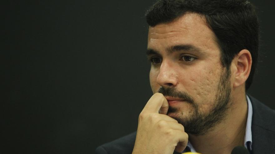 Garzón (IU) exigirá esta semana al Gobierno que aclare al Congreso las consecuencias de la ampliación de Morón