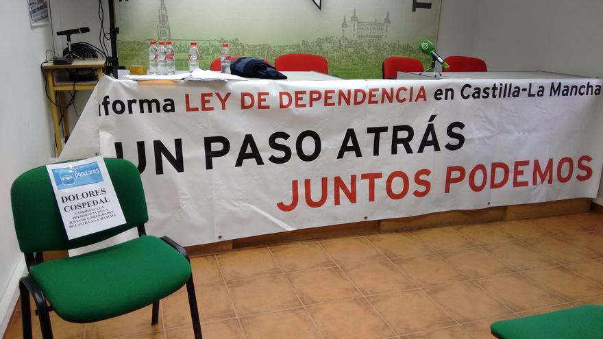 Firma pacto por la Dependencia en Castilla-La Mancha