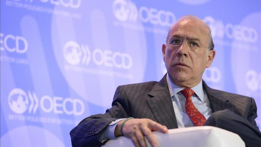 La OCDE eleva sus previsiones para España al 2,9 por ciento en 2015 y al 2,8 % en 2016