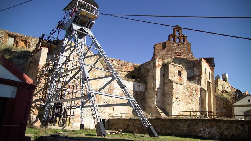 Castillete del Pozo San Aquilino