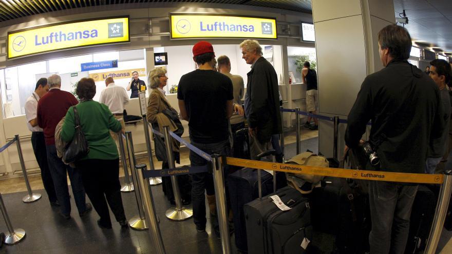 Lufthansa refuerza su posición en España con un alza del 35 % en cinco años