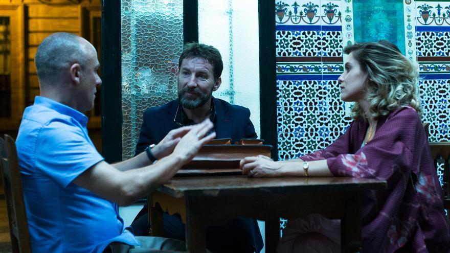 Fotograma de la película 'El autor'