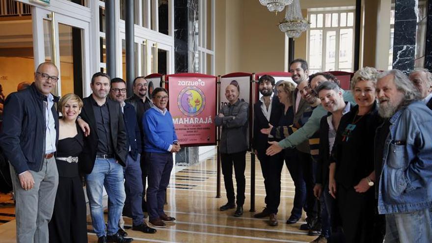 Oviedo acoge el jueves el primer estreno de una zarzuela en 36 años en España