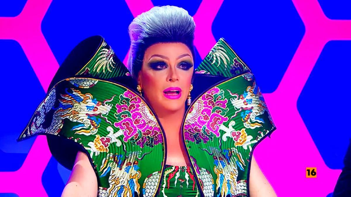 Supremme de Luxe, al mando de 'Drag Race España'