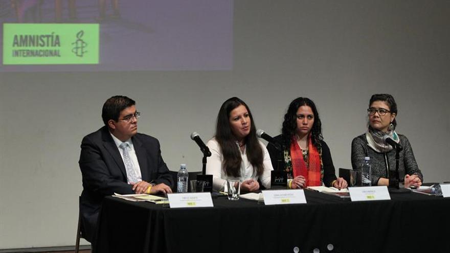 AI: Arrestos arbitrarios son cotidianos en México y abren paso a más delitos