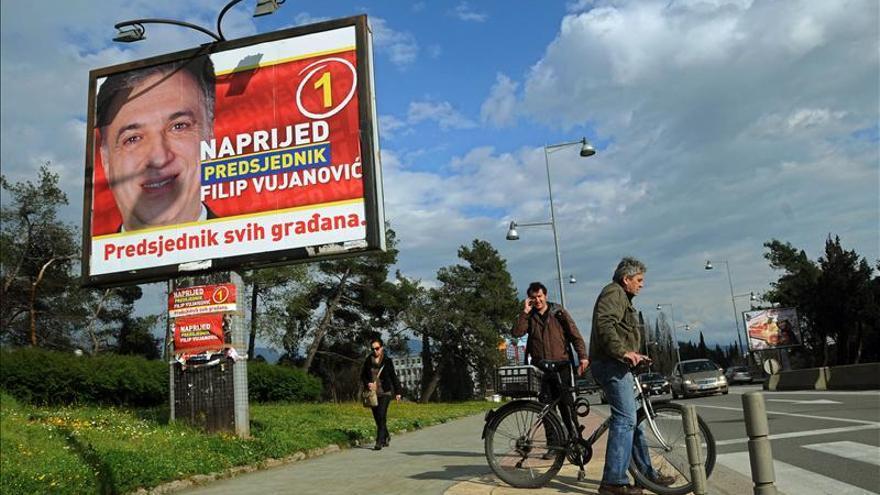 Montenegro vive hoy una jornada de reflexión ante las elecciones presidenciales