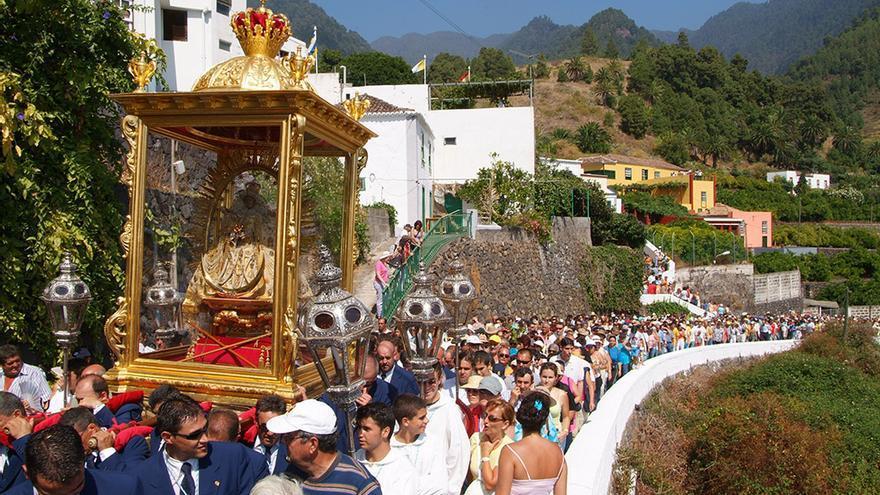 Imagen de archivo de La Bajada 2010.