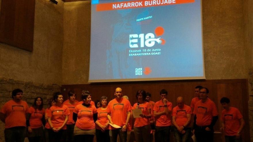 Gure Esku Dago anima a participar en las consultas populares del 18 de junio en 24 poblaciones de Navarra