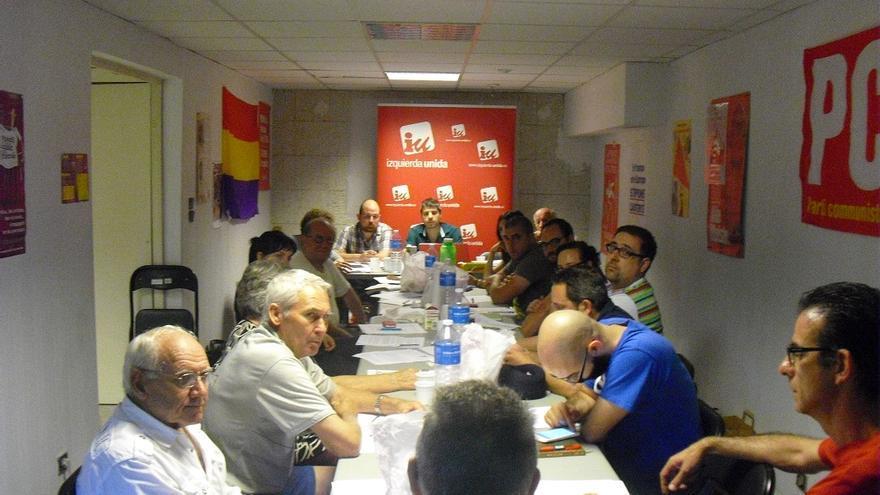 II Asamblea anual de IU-V Francia, en Montpellier