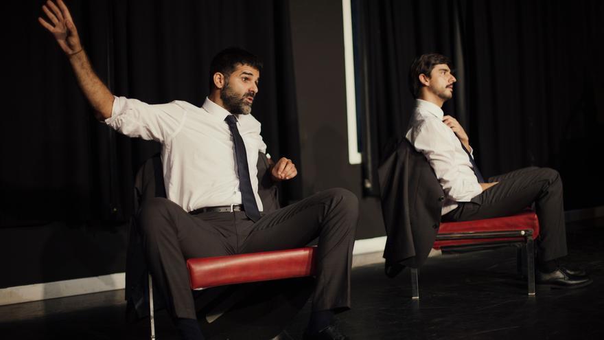 Vuelve al teatro la obra 'Sueños y visiones de Rodrigo Rato'