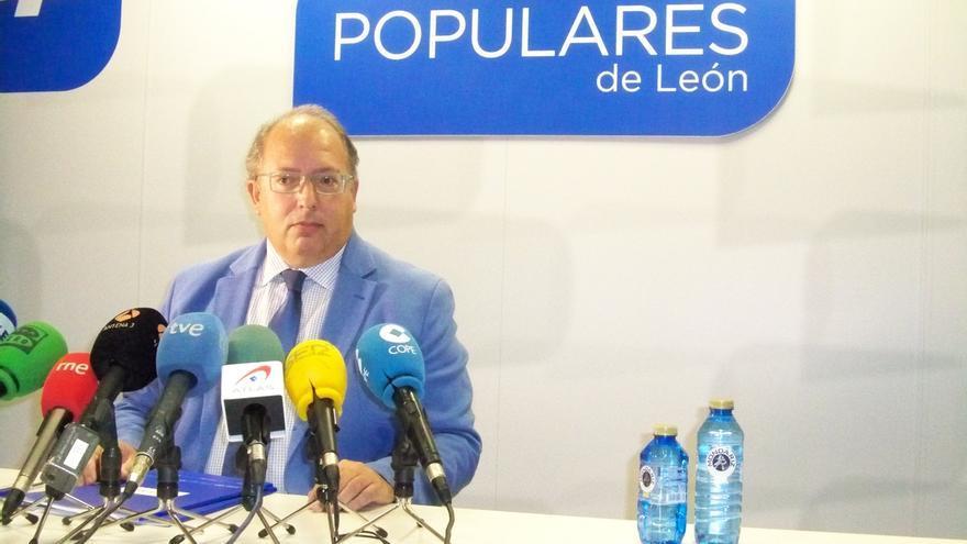 PP propone a Emilio Orejas para sustituir en la Diputación de León a Martínez, al que expulsará del partido