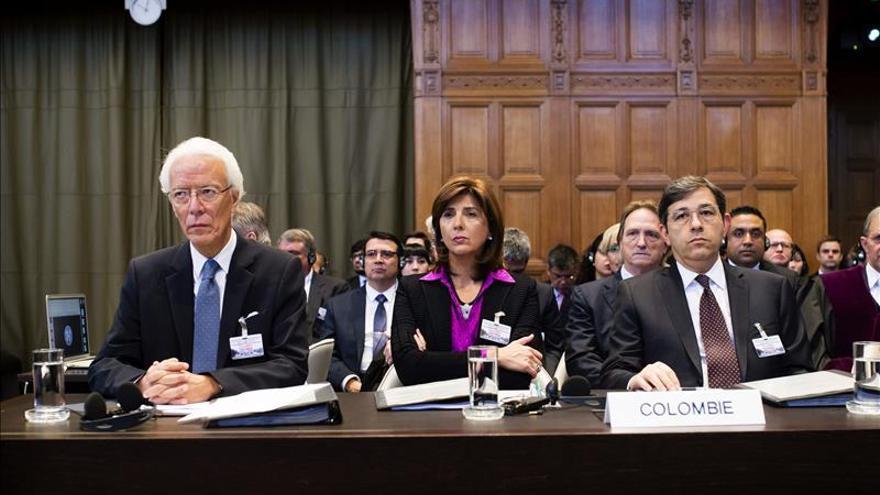 Colombia insiste en que la CIJ no es competente en el litigio con Nicaragua