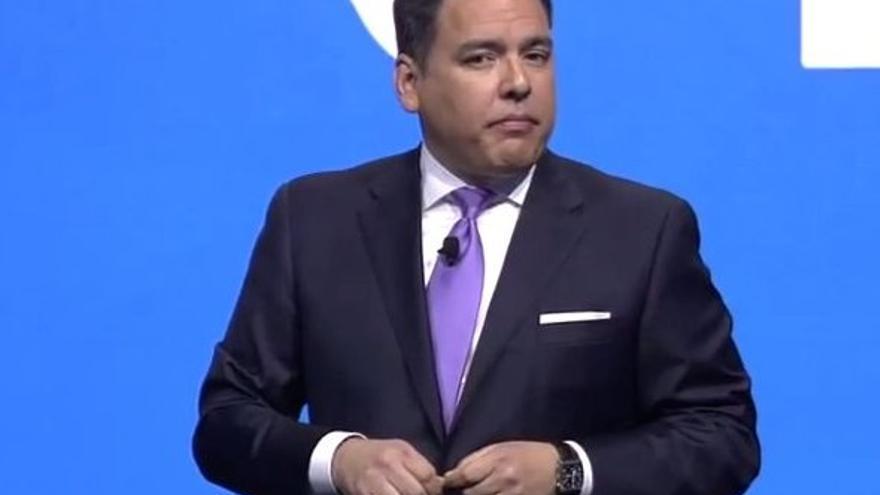 Shay Layden CEO Sony America