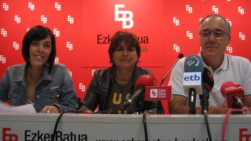 """EB trabajará por """"tejer una alianza de izquierdas en la calle y en las instituciones"""""""