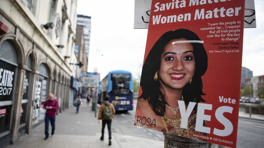 Referendum en Irlanda // Karl Burke