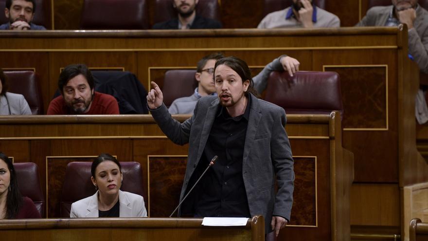 """Iglesias ve """"grave"""" que se inhabilite a Homs por """"poner urnas"""""""