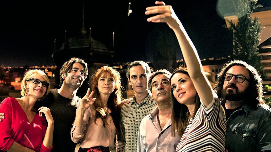 Telecinco emite 'Perfectos desconocidos' este viernes, contra el estreno de Arús en el prime time