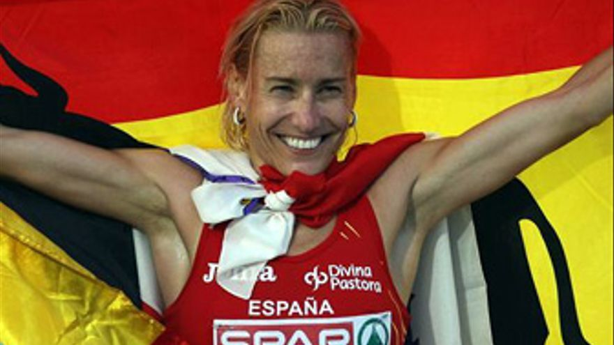 Marta Domínguez. (EUROPA PRESS)