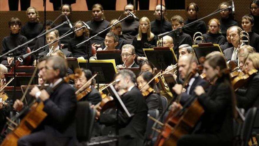 Orquesta de Chicago en el Festival de Música de Canarias