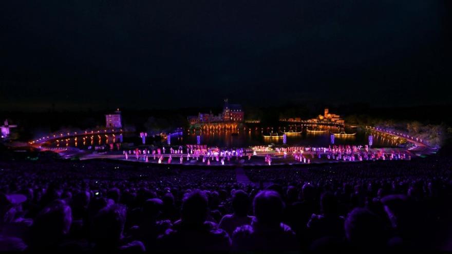 La Cinéscénie, espectáculo en Puy du Fou Francia que tendrá su réplica en Toledo