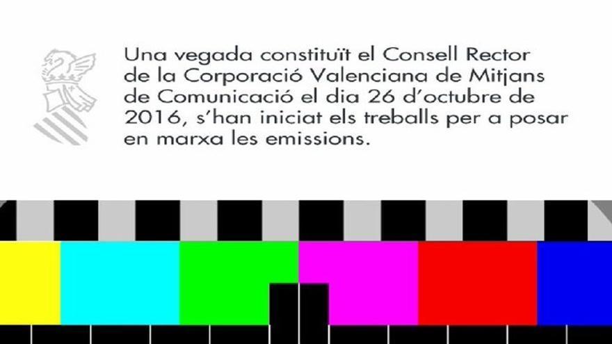 Carta de ajuste de la Corporació Valenciana de Mitjans de Comunicació.