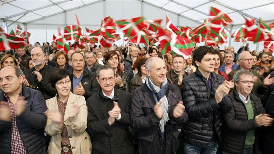 PNV: Euskadi ha pagado más por el Cupo de lo que le correspondería