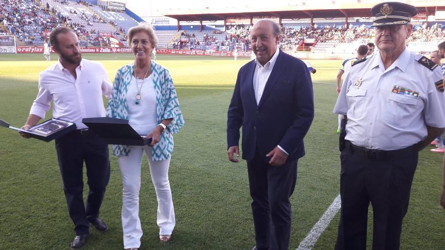 Jose Garcia Lobato Almendralejo Cristina Herrera German Lopez Iglesias