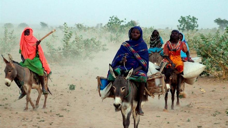 Un grupo armado secuestra a tres trabajadores de ACNUR en Darfur