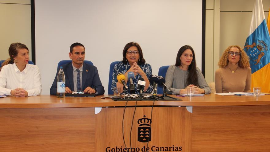 Presentación del protocolo contra la violencia machista en Educación.