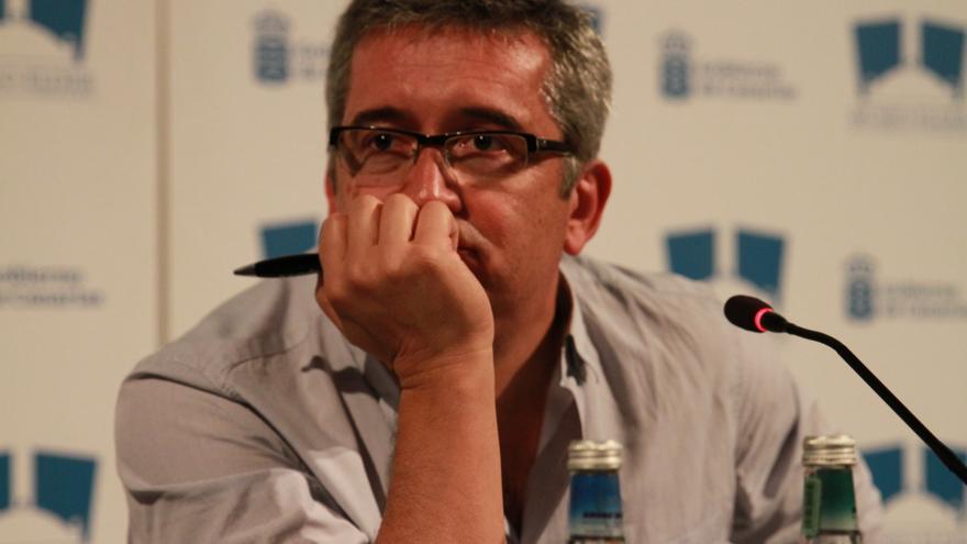 Presentación de 'Hechos Probados' en Gran Canaria.