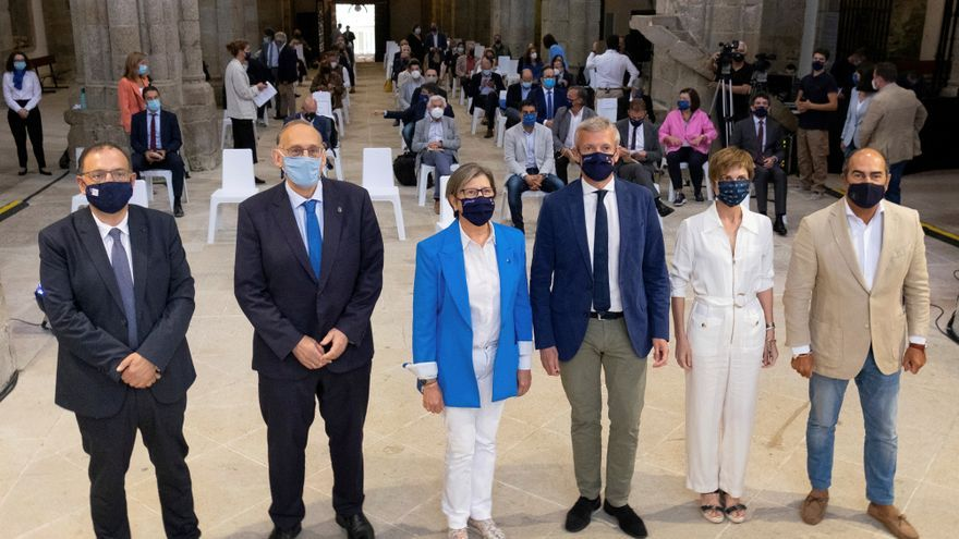 Galicia prevé recuperar los 5 millones de turistas en 2023