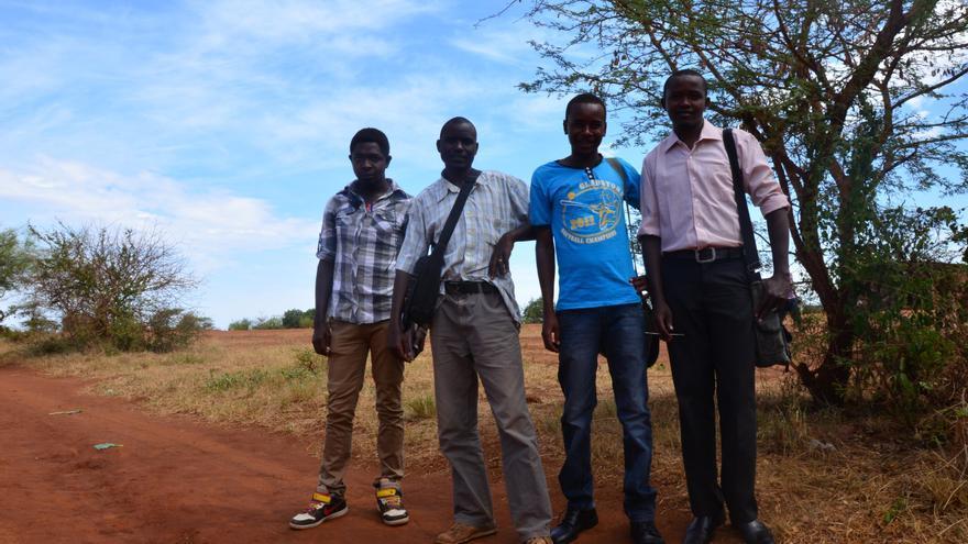 Los habitantes de Nyumbani cuentan con educación primaria, secundaria y también un politécnico donde dan formación profesional