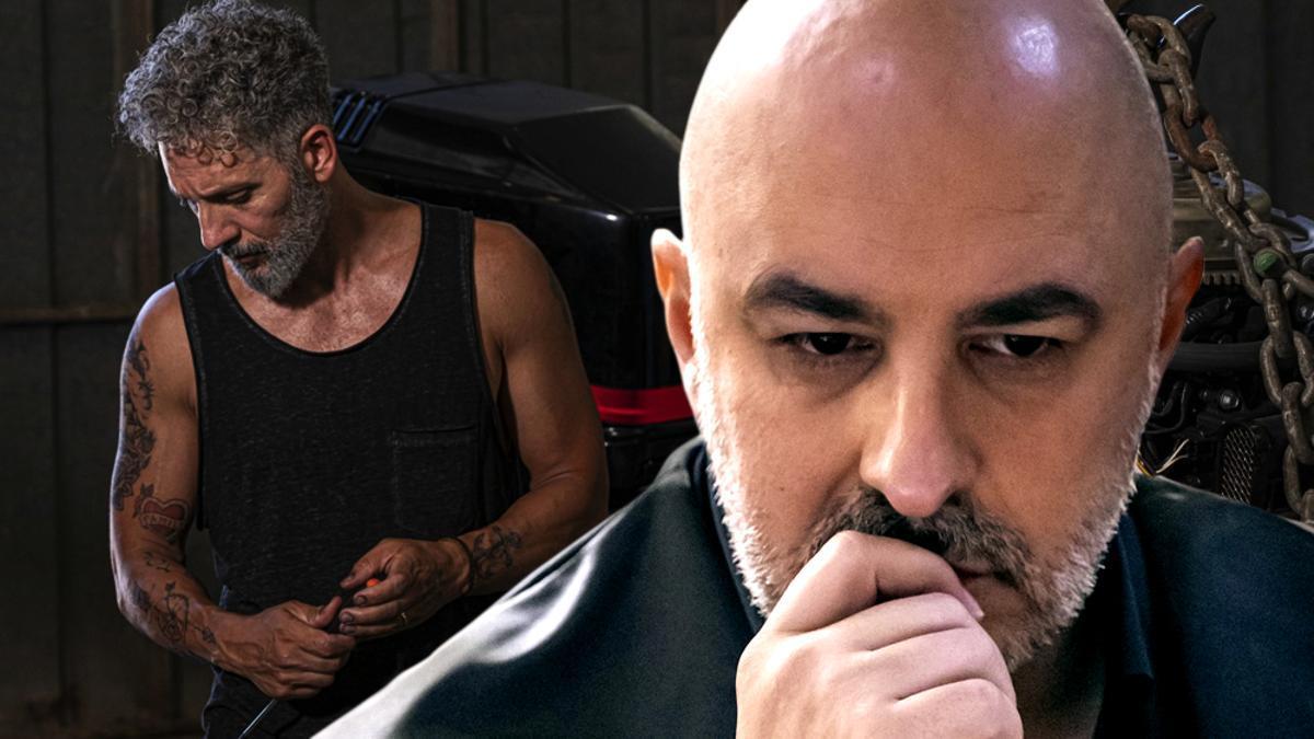 Giuseppe Fiorello y Roberto Álamo, caras de la ficción de Cuatro