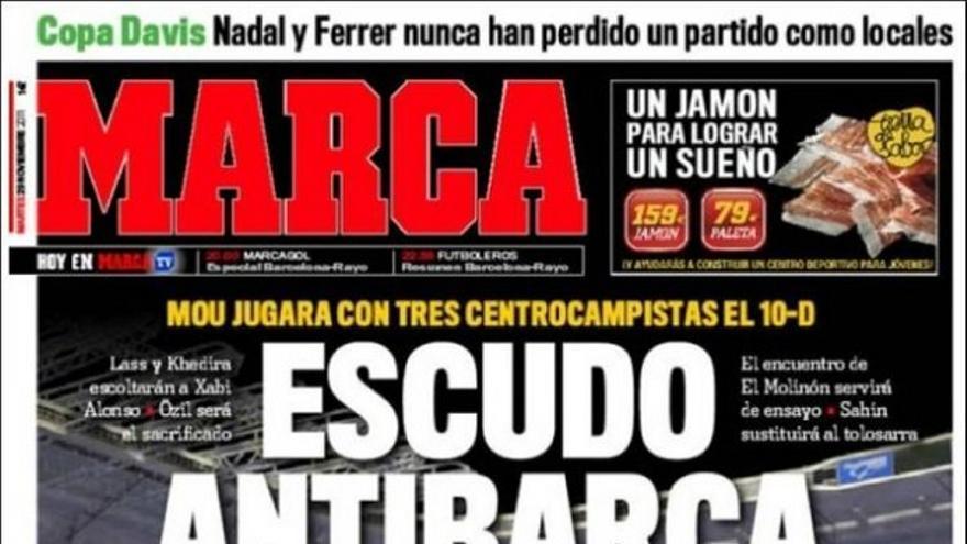 De las portadas del día (29/11/2011) #9