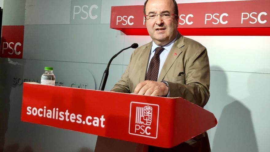 """Iceta plantea el congreso del PSOE como el primer paso para """"desplazar"""" a Rajoy"""