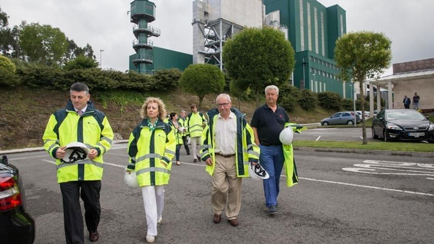 El complejo de tratamiento de residuos de Meruelo logra producir energía 100% renovable