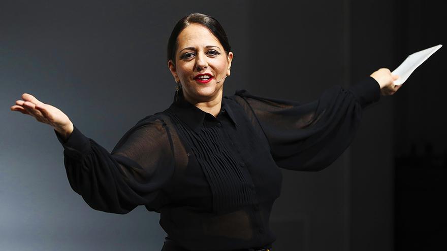 Yolanda Ramos en una imagen de archivo