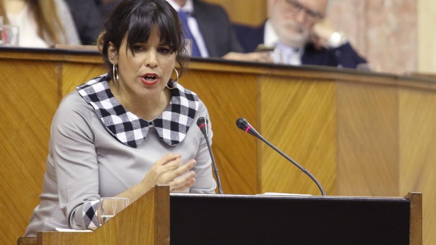 """Teresa Rodríguez critica que no le permitan renunciar a dietas del Parlamento: """"No dejan para no renunciar ellos"""""""