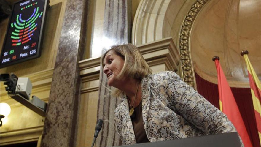 El Parlament calcula que el pleno del Congreso debatirá la consulta en septiembre