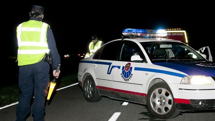 Tres fallecidos en un accidente de tráfico en Azpeitia (Gipuzkoa)